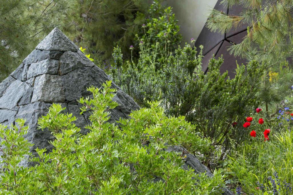 Basalt Mound