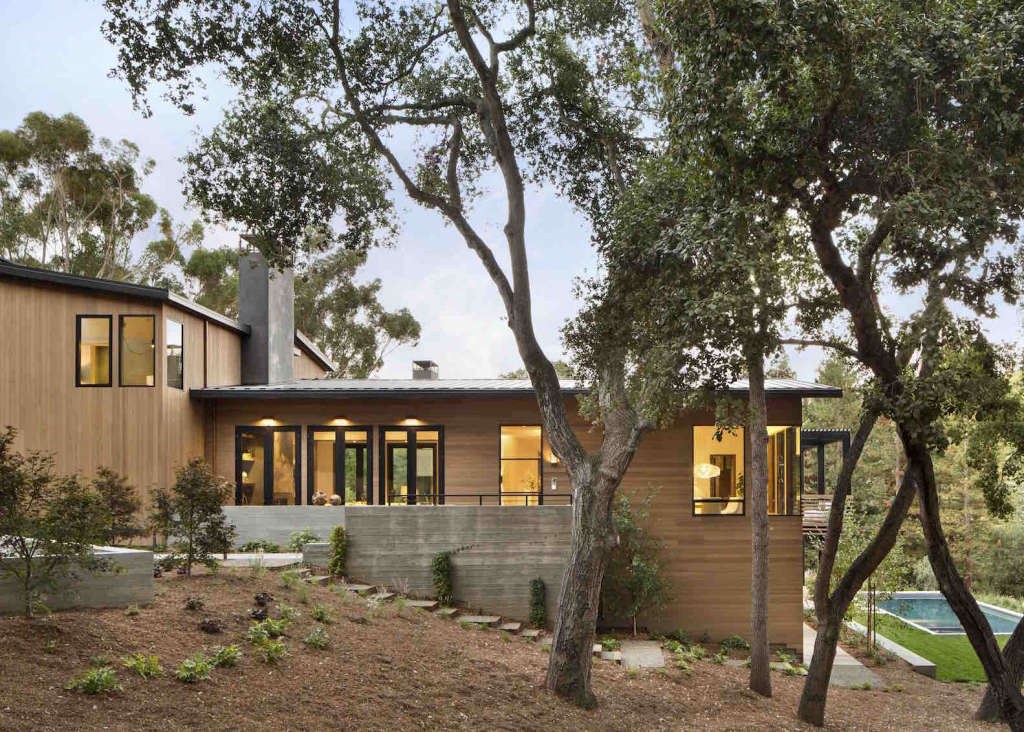Atherton Modern Curb Appeal 2