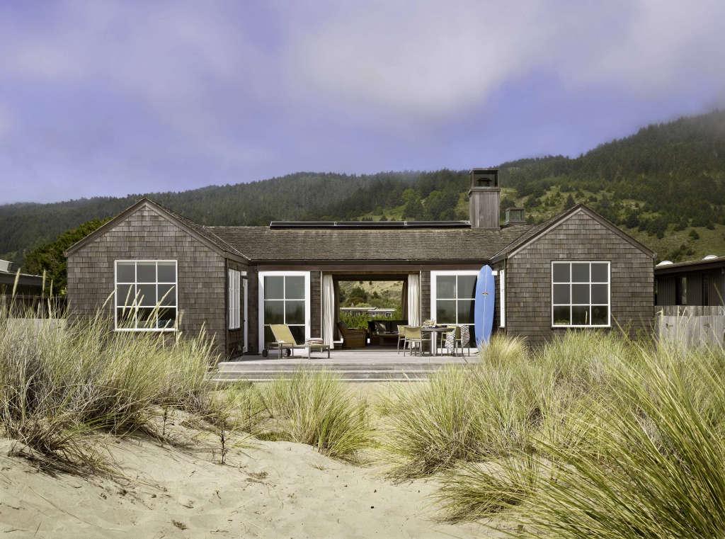 Stinson Beach House Curb Appeal 1