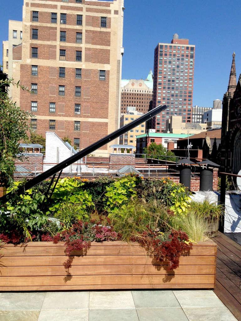 Brooklyn Heights Rooftop Terrace