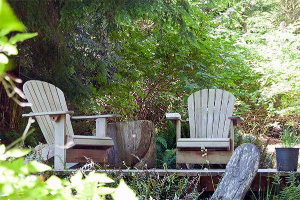 Robert Edson Swain - Decatur Island Cabin
